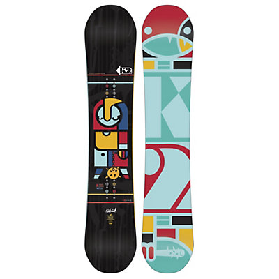 K2 Fastplant Wide Snowboard, , large