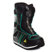 K2 Mini Turbo Kids Snowboard Boots 2013, Black, medium