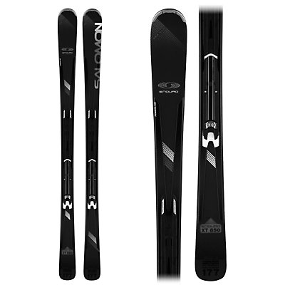Salomon Enduro XT 850 Skis with Protrak Z12 Bindings, , viewer