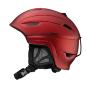Salomon Ranger Helmet 2013, Red Matte, medium