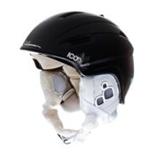 Salomon Icon Custom Air Womens Helmet 2013, Black Matte, medium