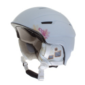 Salomon Icon Womens Helmet 2013, White Matte, medium