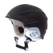 Salomon Pearl Origins Womens Helmet 2013, Black Matte, medium
