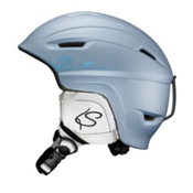 Salomon Pearl Origins Womens Helmet 2013, Steel Matte, medium