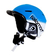 Salomon Patrol Helmet 2013, Blue Matte, medium