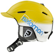 Salomon Patrol Helmet 2013, Yellow Matte, medium