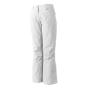 Obermeyer Sundance Womens Ski Pants, Alpine White, medium