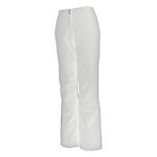 Obermeyer Sugarbush Womens Ski Pants, Alpine White, medium