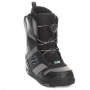 Flow Rival Jr Boa Kids Snowboard Boots, Black, medium