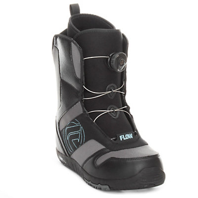 Flow Rival Jr Boa Kids Snowboard Boots, , large