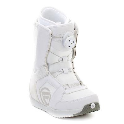 Flow Vega Boa Womens Snowboard Boots, , large