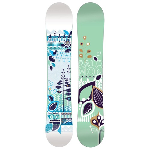 Salomon Lotus Womens Snowboard 2012