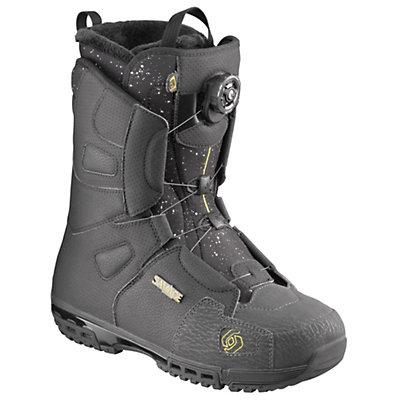 Salomon Savage Boa Snowboard Boots, , large
