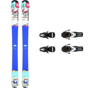 Rossignol Pre-Drilled Robot Kids Skis 2013, , medium