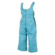 Obermeyer Snoverall Toddler Girls Ski Pants, Bluebird, medium