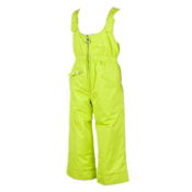 Obermeyer Snoverall Toddler Girls Ski Pants, Limeade, medium