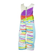 Obermeyer Love Toddler Girls Ski Pants, Stripecicle Print, medium