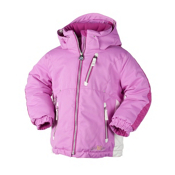 Obermeyer Nirvana Toddler Girls Ski Jacket, Razzberry, medium