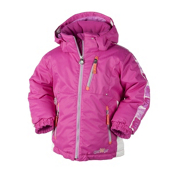 Obermeyer Nirvana Toddler Girls Ski Jacket, Strawberry, medium