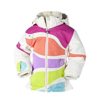 Obermeyer Kismet Toddler Girls Ski Jacket, , viewer