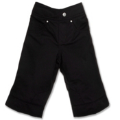 Obermeyer Race Toddlers Ski Pants, Black, medium