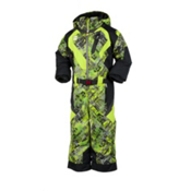 Obermeyer Speed Toddlers One Piece Ski Suit, Gocart Schematic Print, medium