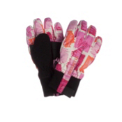 Obermeyer Thumbs Up G Toddler Girls Gloves, Paintbrush Print, medium