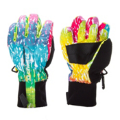 Obermeyer Thumbs Up B Toddlers Gloves, Ombre Print, medium