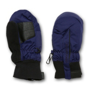 Obermeyer Thumbs Up B Toddlers Mittens, Navy, medium