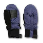 Obermeyer Thumbs Up B Toddlers Mittens, Navy Denim, medium