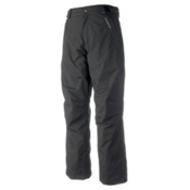 Obermeyer Rail Yard Shell Mens Ski Pants, Black, medium