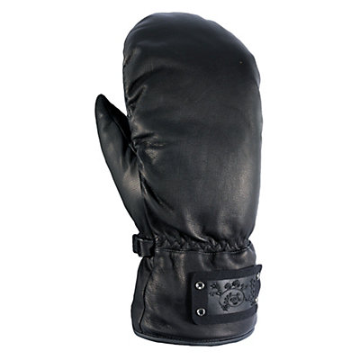 Scott Hot Mittens, Black, viewer