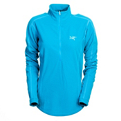 Arc'teryx Delta LT Zip Womens Mid Layer, Bondi Blue, medium