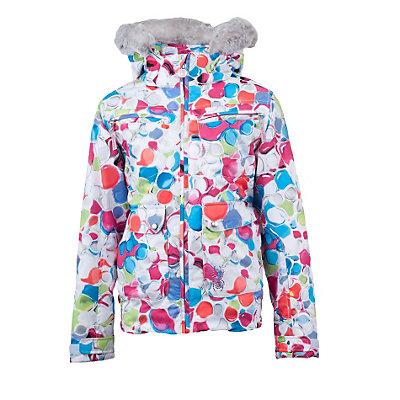 Spyder Lola Girls Ski Jacket (Previous Season), , viewer