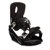 5th Element Stealth Snowboard Bindings 2013, Black, medium