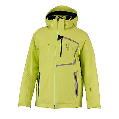 Spyder Leader Mens Insulated Ski Jacket (Previous Season), , viewer