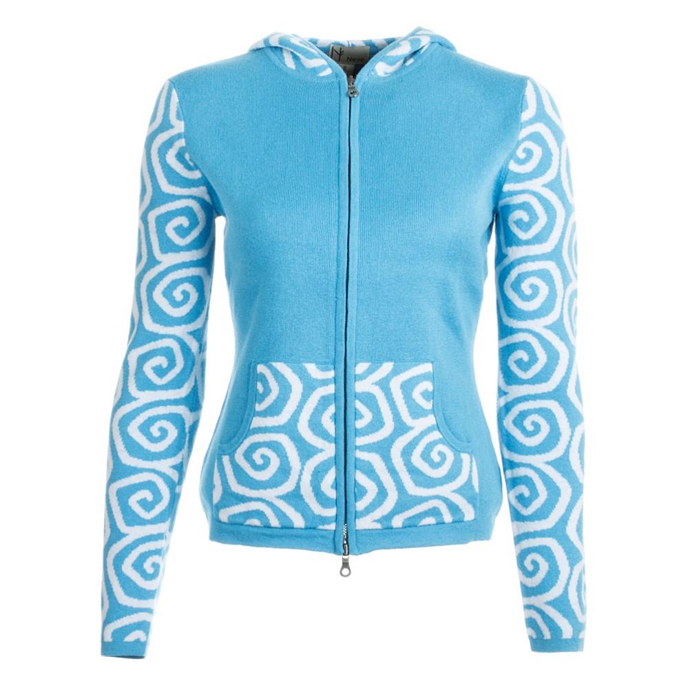 Neve Designs Gloria Zip Hoodie Womens Sweater 2010 d98438927