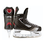 CCM U+ 06 Ice Hockey Skates, Black-Red, medium