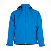 Salomon Snowtrip III 3:1 Mens Insulated Ski Jacket, Vibrant Blue-Black, medium