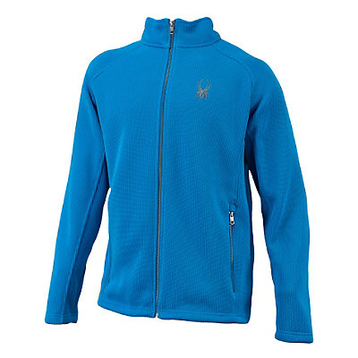 Spyder Alloy Full Zip Mid Weight Mens Sweater (Previous Season), , large
