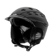 Smith Variant Brim Helmet 2013, Matte Black, medium
