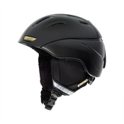 Smith Intrigue Womens Helmet 2013, Black Pearl, medium
