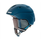Smith Intrigue Womens Helmet 2013, Teal Riveria (evolve), medium
