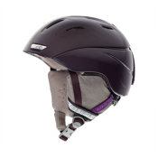 Smith Intrigue Womens Helmet 2013, Shadow Purple Riviera (evolve), medium