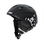 Smith Intrigue Womens Helmet 2013, Black Facet, medium