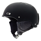Smith Holt Helmet 2013, Matte Black, medium