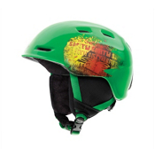 Smith Zoom Jr Kids Helmet 2013, Irie Fader, medium