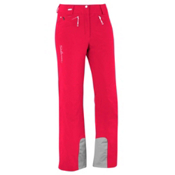 Salomon Brilliant Womens Ski Pants, Cerise, medium