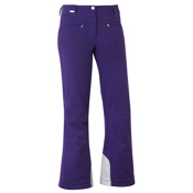 Salomon Snowtrip II Womens Ski Pants, Eggplant, medium