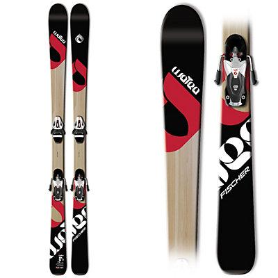 Fischer Watea 84 Skis, , viewer
